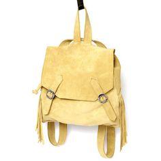 Sabrina Tach Desert Backpack