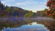 An early morning shot at Lake Marmo ©Anne Lacy