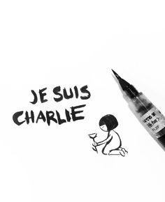 je suis Charlie | Paris 7/07/2015