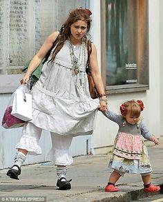 Helena Bonham Carter and Nell
