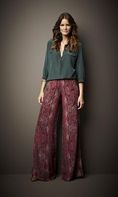 M de Malu: Pantalona ela voltou!