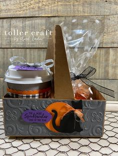 Ghoulish Goodies Treats