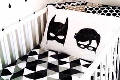 12 magical monochrome pieces to decorate kids rooms