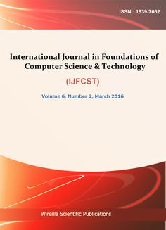International Journal in Foundations of Computer Science & Technology (IJFCST)   ISSN: 1839-7662    http://airccse.org/journal/ijfcst/ijfcst.html    On the Principle of Optimality for Linear Stochastic Dynamic System    http://wireilla.com/papers/ijfcst/V6N1/6116ijfcst05.pdf     Yakup H.Haci, Muhammet Candan and Aykut OR, Canakkale Onsekiz Mart University, Turkey
