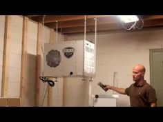 Quest Dehumidifier Installation Tips with Clif