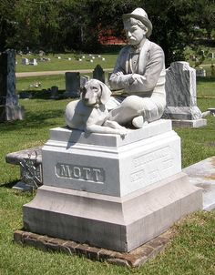 Man's best friend    in this life and the next.    This was found at the cemetery in Crystal Springs, MS.