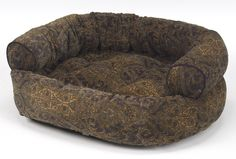 Bowsers Windsor Microvelvet Double Donut Dog Bed
