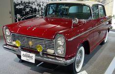 Nissan Cedric 30-inch 1960 Classic Japanese Cars, Vintage Japanese, Classic Cars, Vintage Auto, Vintage Cars, Antique Cars, Datsun Car, Nissan Infiniti, Old School Cars