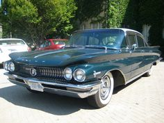 Classic Wheels and Vintage Wings: It's Original Only Once! Amazingly original two-owner 1960 Buick Electra - ready to drive, show, and enjoy! To be sold Sunday October 23 at the Toronto Fall Classic Car Auction. See www.collectorcarproductions.com for full event information.
