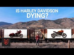 If Harley Davidson is the Titanic, the pandemic might just be that one big iceberg. Worse still, it had a hole in the hull and sputtering engines before all . Consumer Culture, Titanic, Stunts, Harley Davidson, Adventure, Dual Sport, Instagram, Youtube, Motorcycles
