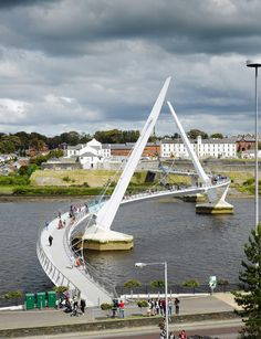 The Peace Bridge - WilkinsonEyre