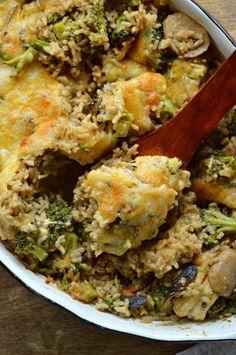 Lightened Up Broccol