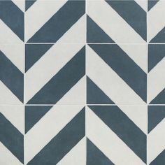 The Anya Collection is made from encaustic porcelain tiles that have a hand-crafted, worn-in feel. The collection has amazing formats; Diagonals and Diamonds. With soothing, diverse color palettes, Deco Blue, Encaustic Tile, Outdoor Flooring, Unique Flooring, Blue Tiles, Commercial Flooring, Tile Patterns, Look Fashion, Wall Tiles