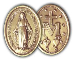 medalla milagrosa png - Buscar con Google