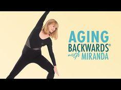 Miranda White, Miranda Esmonde White, Aging Backwards, Aging Process, Strength Training, Workshop, Health Fitness, Muscle, Yoga