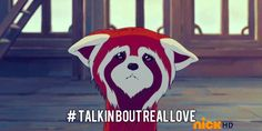 """""""You know what I'm talking about Pabu. I'm talkin' bout real love"""""""