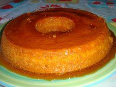 Foto del paso 3 de la receta Budín de coco y dulce de leche