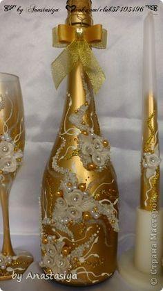 Декор предметов Свадьба Золотой набор и еще залы фото 3 Classy 21st birthday or special celebration gift.