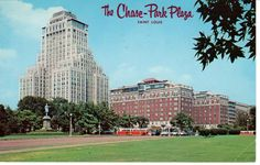 the chase park plaza st louis mo - Google Search