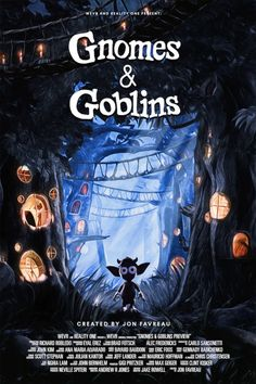 We talked to 'Gnomes & Goblins' creator Jon Favreau about the groundbreaking…