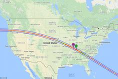 Roughly 100 days from now, a total solar eclipse will pass from coast-to-coast through the...