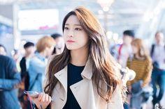 Sweet Angel♡ Beautiful Goddess, Most Beautiful, Kpop Girl Groups, Kpop Girls, Kwon Mina, Kim Seol Hyun, Bae Suzy, Fnc Entertainment, Seolhyun
