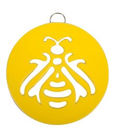 Another great find on #zulily! Banana Royal Bee Trivet by Core Kitchen #zulilyfinds
