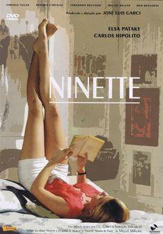 """Ninette (DVD ESP GAR), adaptació de dues obres de Miguel Mihura: """"Ninette y un señor de Murcia"""" i """"Ninette, Modas de París""""."""