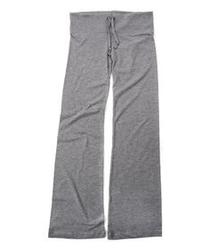Another great find on #zulily! X-Ray Gray® Yoga Pants - Women & Plus by Earthspun Apparel #zulilyfinds