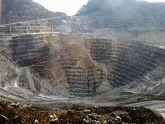 Grasberg Mine 4.285 mdpl
