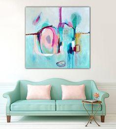 abstract painting by Sarina Diakos - sarindiakos.com