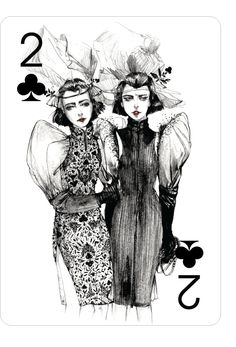 -Connie Lim Playing Cards 2-