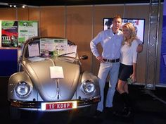 """Beetle #Mania with Pearl Waterless products... """"She's Got a Ticket to #Ride"""" with Showroom Shine."""