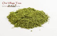 Izu Green Matcha Green Tea  Smooth jammy notes with a light finish.  www.onevillageteas.com  Ingredient Highlights Luxury Green Tea Izu, Matcha Green Tea, How To Dry Basil, Tea Cups, Herbs, Highlights, Smooth, Notes, Luxury