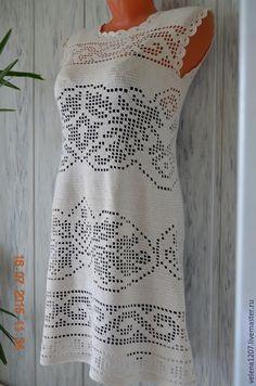 *** Crochet dress