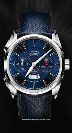 Parmigiani Fleurier Bugatti Aerolithe Automatic Chronograph wrist watch