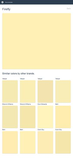 Firefly, Behr. Click the image to see similiar colors by other brands.
