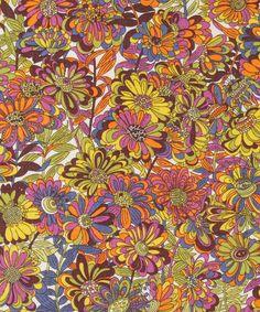 Liberty Art Fabrics Willow Rose D Tana Lawn Textures Patterns, Color Patterns, Print Patterns, Floral Patterns, Liberty Art Fabrics, Liberty Print, Textile Prints, Art Prints, Textiles