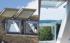 Okno, ktoré sa v priebehu sekúnd premení na balkón. Praktický výmysel dánskych dizajnérov ľudia milujú