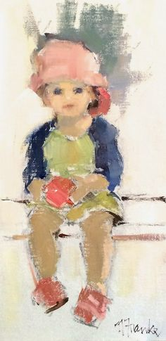 Nancy Franke, Musings on Painting: Small Works Time, Etc!
