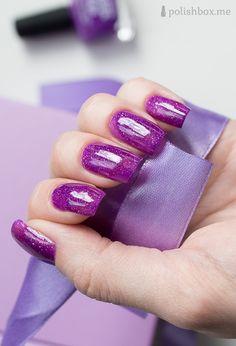Picture Polish Shy Violet. Vasyukova Anastasia @polishboxme