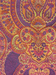 Création de tissus Pascale Gontier. #tissus #pascale #gontier #créatrice #décoration #ameublement