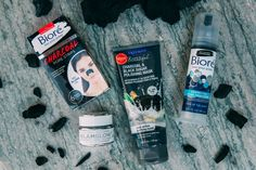charcoal blackheads acne glamglow biore freeman scrub mask cleanser exfoliator the chic spirit nose strip Reduce Pimple Redness, Homemade Pore Strips, Hair Dye Removal, Under Eye Wrinkles, Homemade Beauty Tips, Nose Strips, Anti Aging Facial, Facial Masks, The Chic