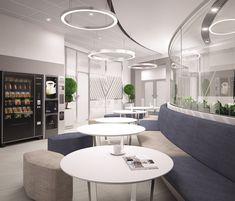 Офисные помещения для строительной компании - Dyson: Сценарии освещения офисных…