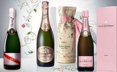 ¿Vas a comprar #Champagne para #Navidad y #AñoNuevo? Prueba estas, son de lo mejor.