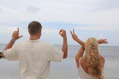 Casual Weddings Key West - Sample Vow Renewal