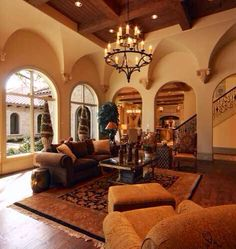 Detail On The Arches Spanish Style Homes, Spanish Revival, Spanish  Colonial, Mediterranean Decor