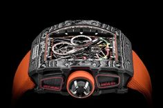 Richard Mille takes over the windows at Harrods this weekend
