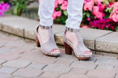 The Cutest, Comfiest Jambu Heels for Spring | Allie's Fashion Alley in the Sheila