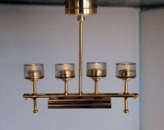 Brass Finish Ceiling Light C32S